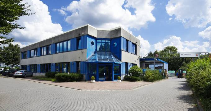 Company-building-huf-electronics-duesseldorf